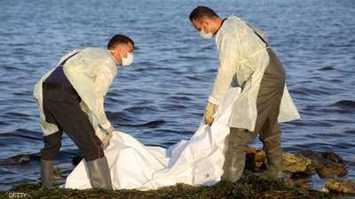 مأساة قبالة السواحل الليبية.. 10 جثث طافية وفقدان 120