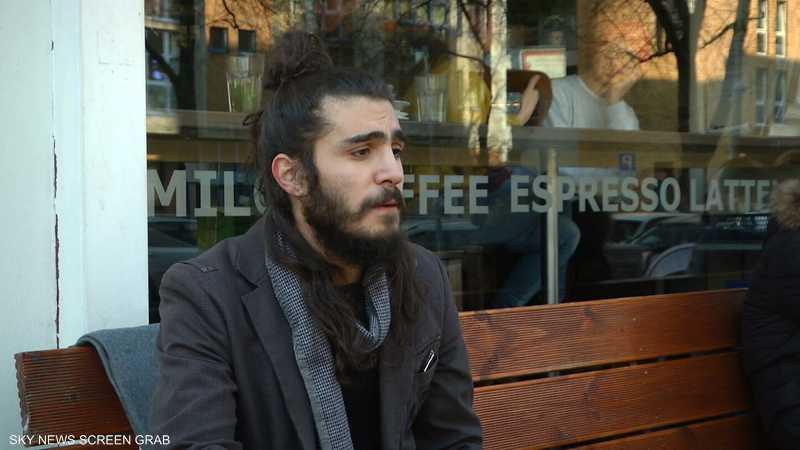 غيث منصور.. موهبة سورية انطلقت من ألمانيا