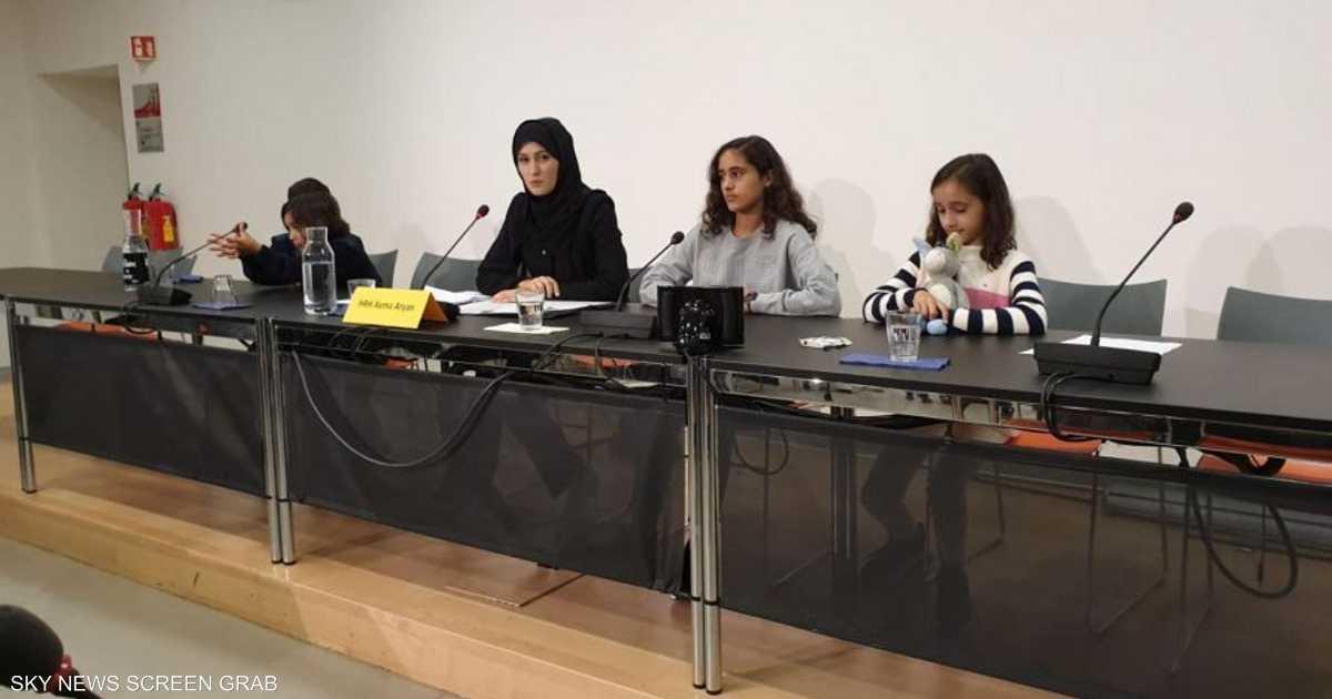 أسماء أريان: تعنت قطر ضد أسرتي زاد بعد شكوى الأمم المتحدة   أخبار سكاي نيوز عربية