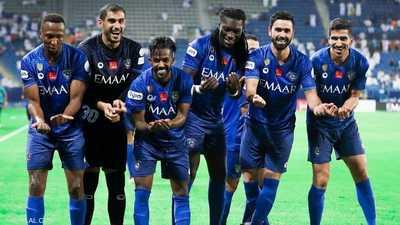 الهلال السعودي تأهل إلى نصف نهائي دوري أبطال آسيا
