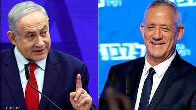 """انتخابات إسرائيل.. نتانياهو """"في خطر"""" ومستقبله """"محل شك"""""""