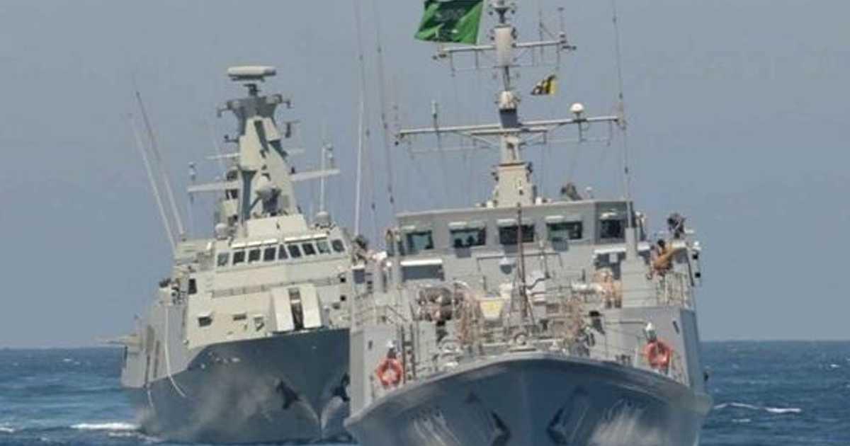 ما معنى انضمام السعودية للتحالف الدولي لأمن الملاحة البحرية؟