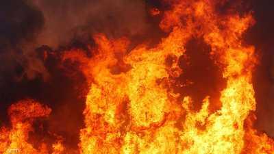 مأساة في ليبيريا.. حريق يفتك بأطفال في مدرستهم - أرشيفية