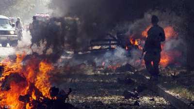 أفغانستان.. عشرات القتلى والجرحى في هجوم تبنته طالبان