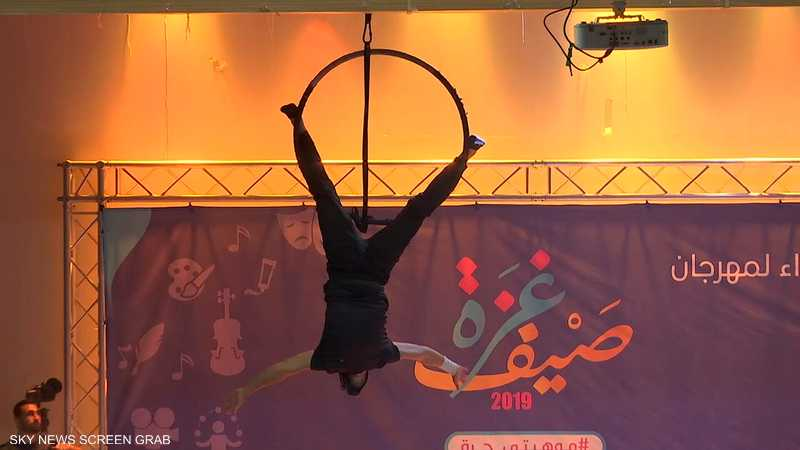 المسابقات الفنية تكشف مواهب غزة