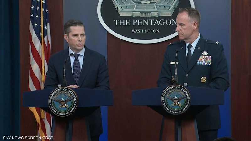 البنتاغون: المؤشرات تشير إلى تورط إيران بهجمات أرامكو