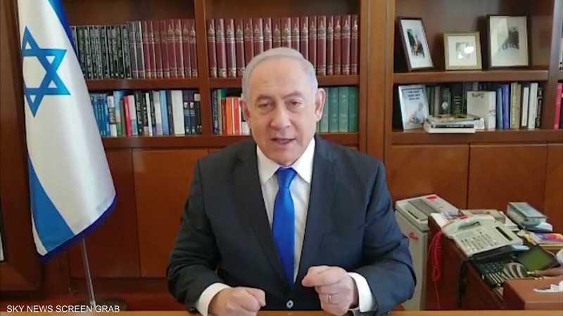 نتانياهو يدعو غانتس لتشكيل حكومة وحدة