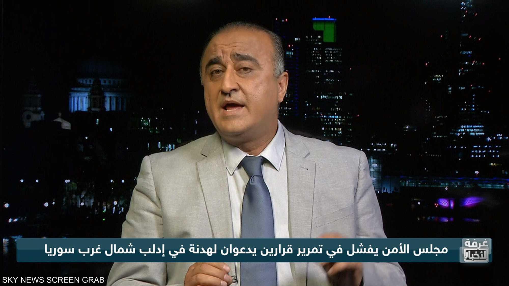 مجلس الأمن يفشل في تمرير قرارين يدعوان لهدنة في إدلب