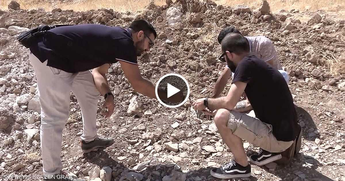 اكتشاف موقع أثري بكردستان العراق