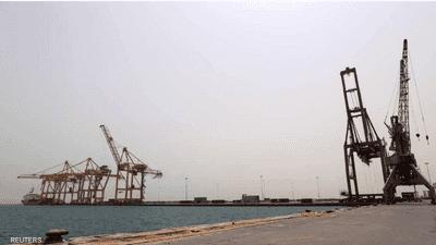 ميليشيات الحوثي تعطل دخول السفن إلى ميناء الحديدة