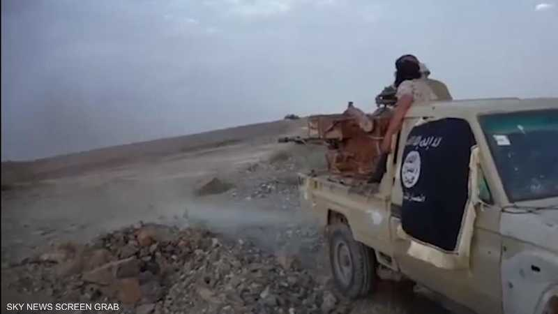 تنظيم داعش الإرهابي يصعد هجماته في العراق