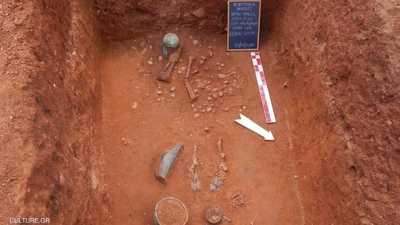 اليونان: علماء الآثار يكتشفون ثروات غفل عنها اللصوص