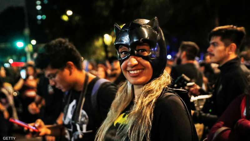 السبت هو يوم باتمان حول العالم
