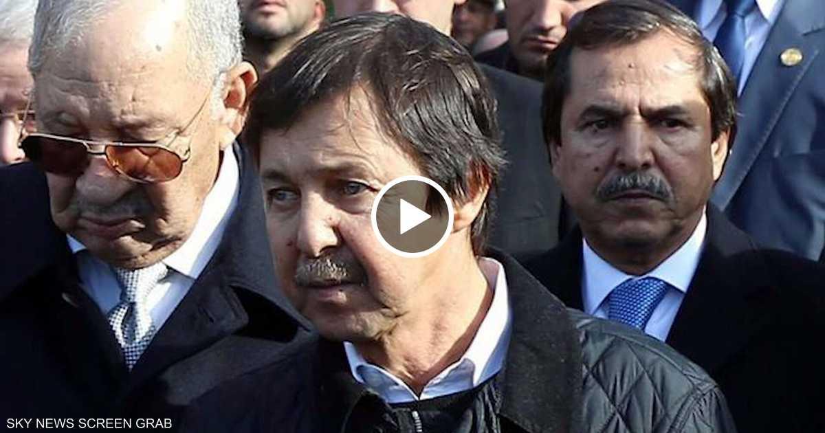 """الجزائر.. جلسة أولى لمحاكمة """"رموز النظام"""""""