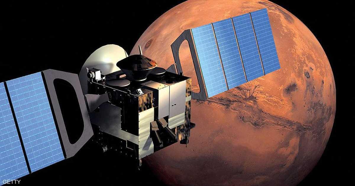 مفاجأة من المريخ..