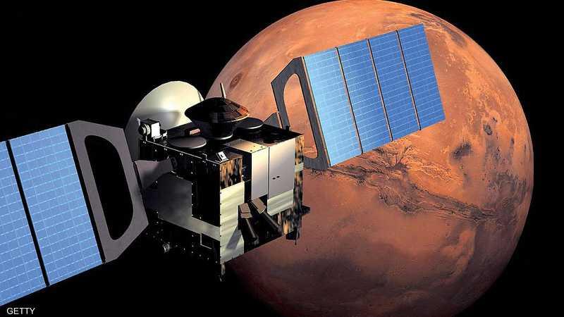 """نبضات مغناطيسية """"غامضة"""" المريخ تثير"""