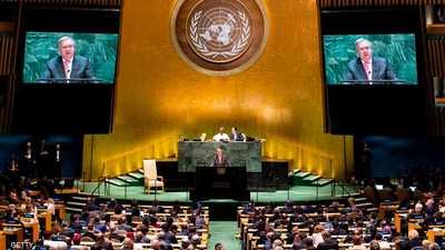 """هجمات أرامكو تخنق """"دبلوماسية إيران"""" بالأمم المتحدة"""