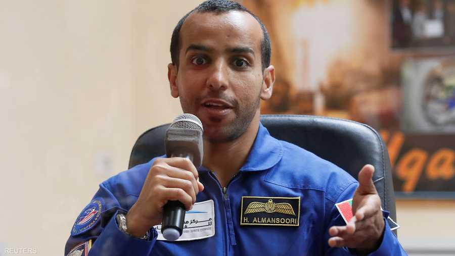 """المنصوري قال بالمؤتمر الصحفي الذي نظم عشية الإقلاع: """"الحلم استحال حقيقة""""."""