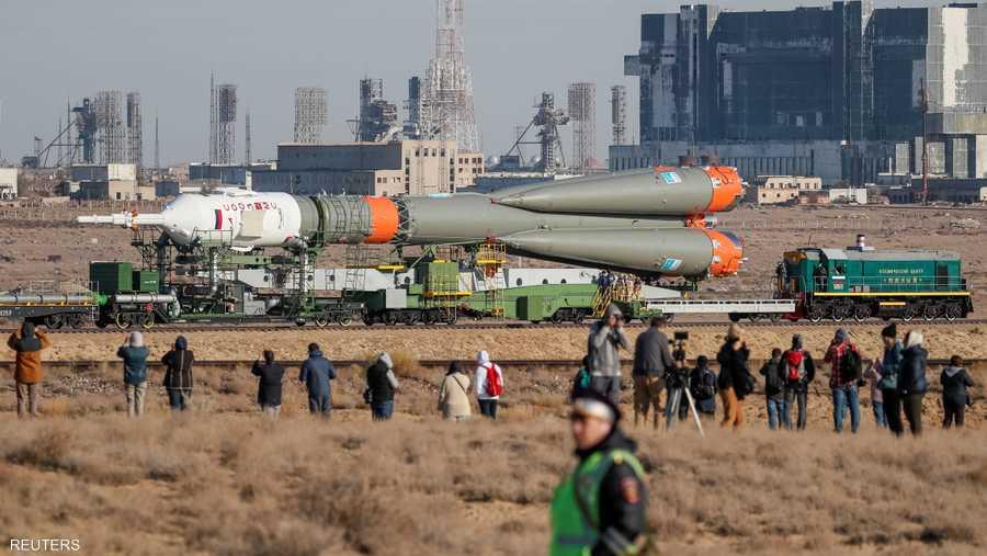 يتوقع أن تستغرق الرحلة حوالي 6 ساعات إلى محطة الفضاء الدولية.