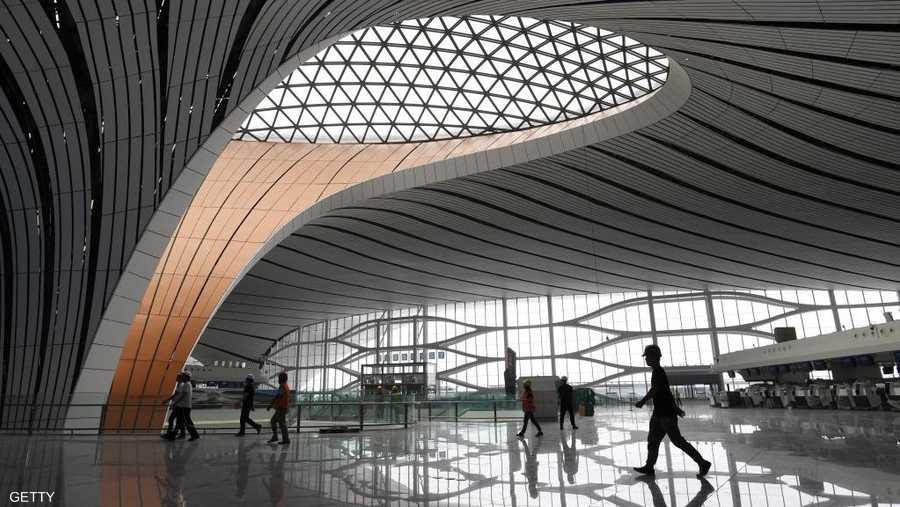 سيعمل المطار بكامل طاقته في عام 2040 مع 8 مدرجات وقدرة على استقبال 100 مليون مسافر سنويا