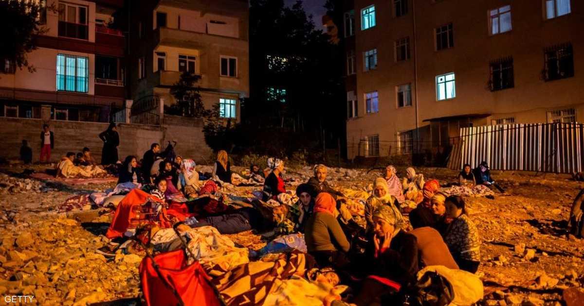 تركيا تنتظر  الزلزال المدمر .. والدليل في قاع البحر   أخبار سكاي نيوز عربية