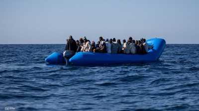غرق قارب يحمل 50 مهاجرا قرب سواحل ليبيا