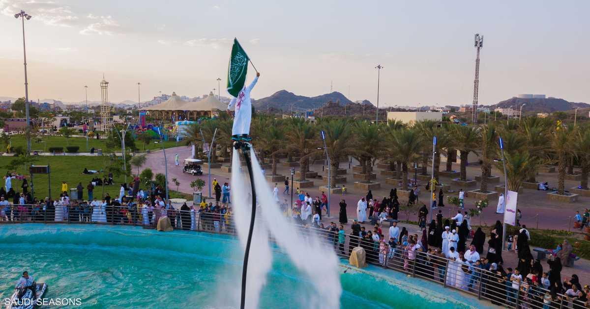 11 موسما بانتظار السياح في السعودية
