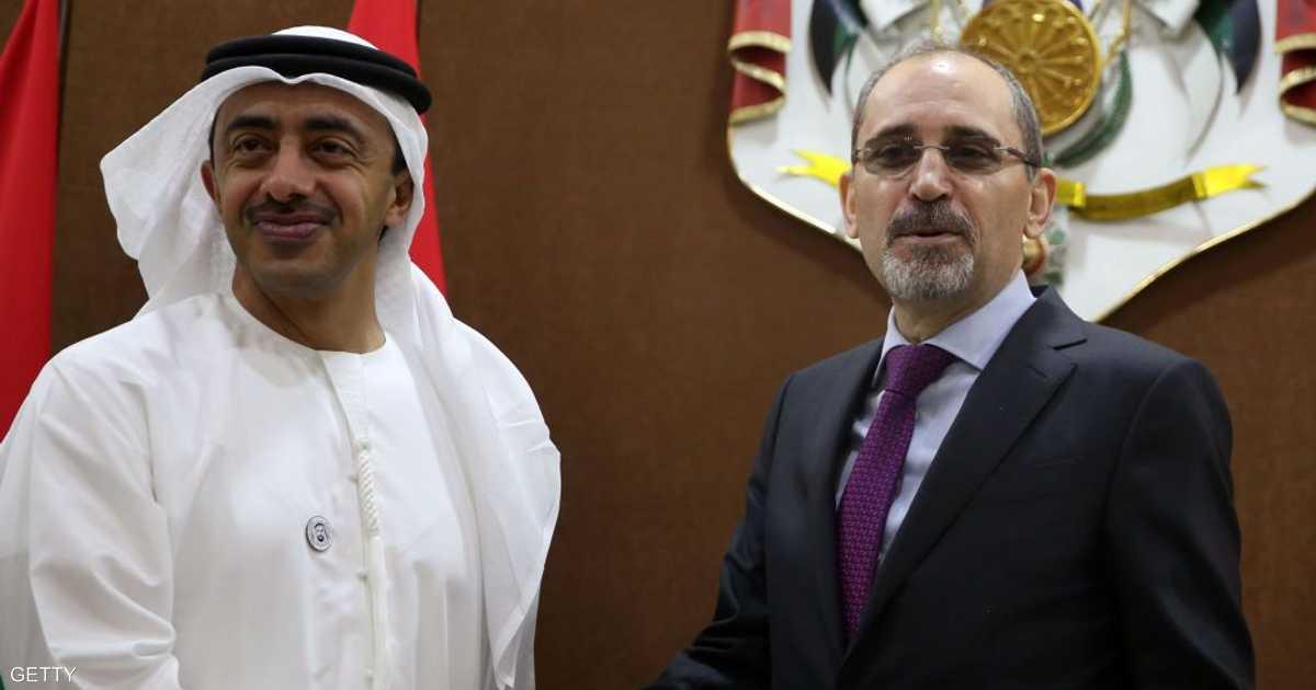الصفدي: أمن الإمارات والسعودية من أمن الأردن