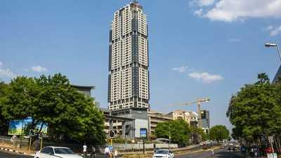 أعلى مبنى في أفريقيا على وشك الافتتاح