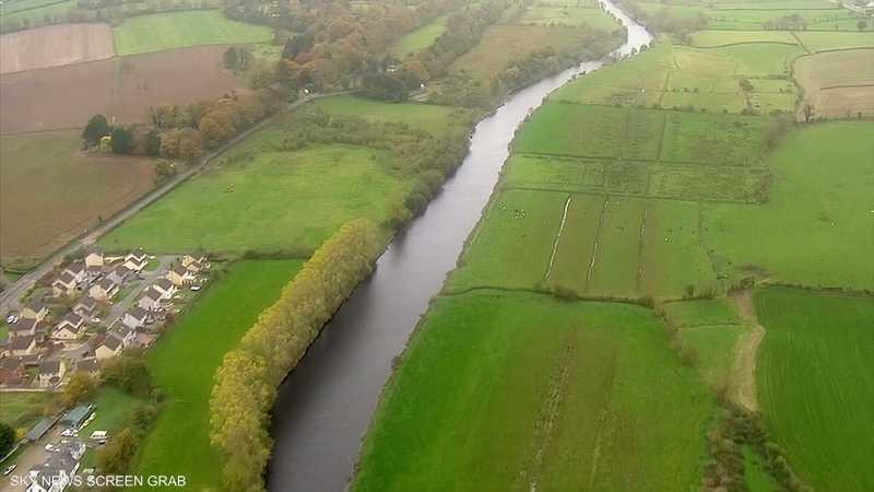 تسريبات بشأن وضع نقاط حدود بين شطري أيرلندا