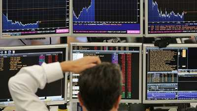 الأسهم الأوروبية تتراجع بفعل مخاوف النمو