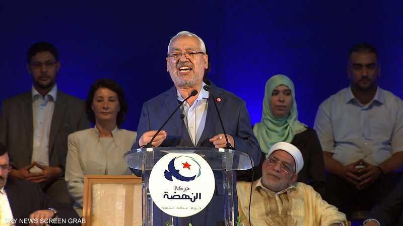"""تونس.. تراجع كبير في شعبية حركة """"النهضة"""""""
