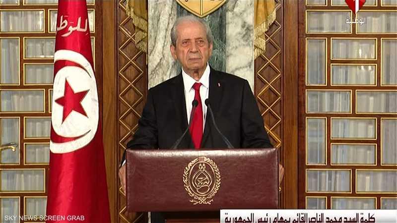 محمد الناصر: نسعى لضمان حق نبيل القروي