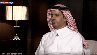 الكاتب السعودي طارق المبارك ضيف حديث العرب