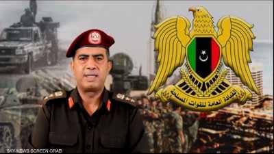 الجيش الليبي يندد بقتل ميليشيات طرابلس لشاب في وضح النهار
