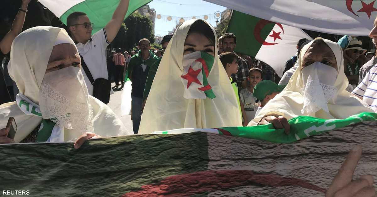 للجمعة الـ33.. تظاهرات في المدن الجزائرية رفضا للانتخابات