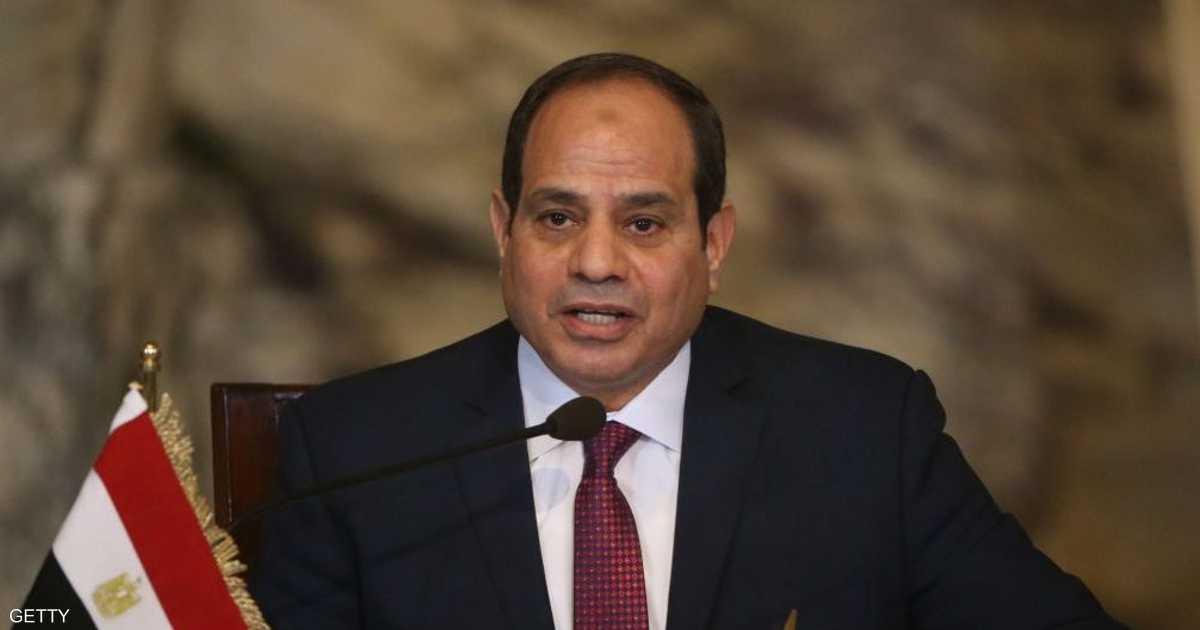 السيسي: مصر ملتزمة بحماية حقوقها المائية في النيل   أخبار سكاي نيوز عربية