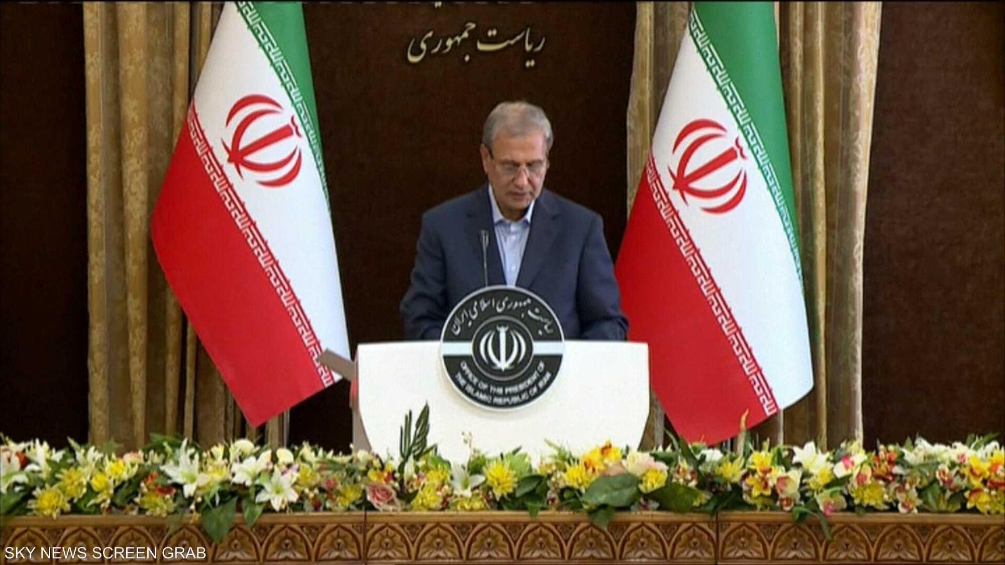 طهران.. وجهود لتهدئة التوتر في الخليج
