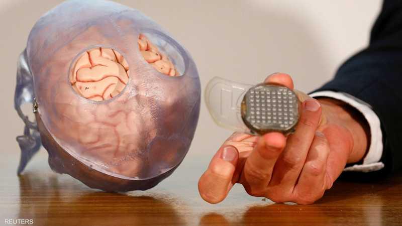 خوارزمية فكت التشفير لإشارات الدماغ لتحويلها لأوامر حركية
