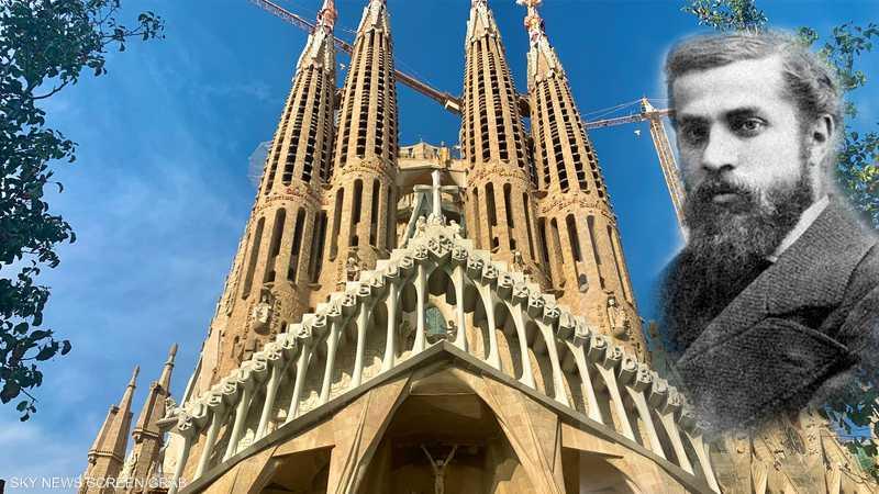 أنطوني جاودي يعد من رواد الهندسة المعمارية في إسبانيا.