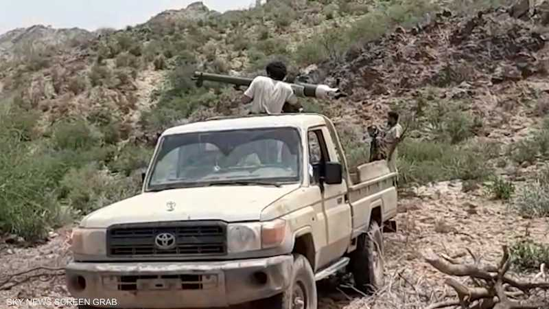 انتصارات عسكرية جديدة للحزام الأمني شمال الضالع