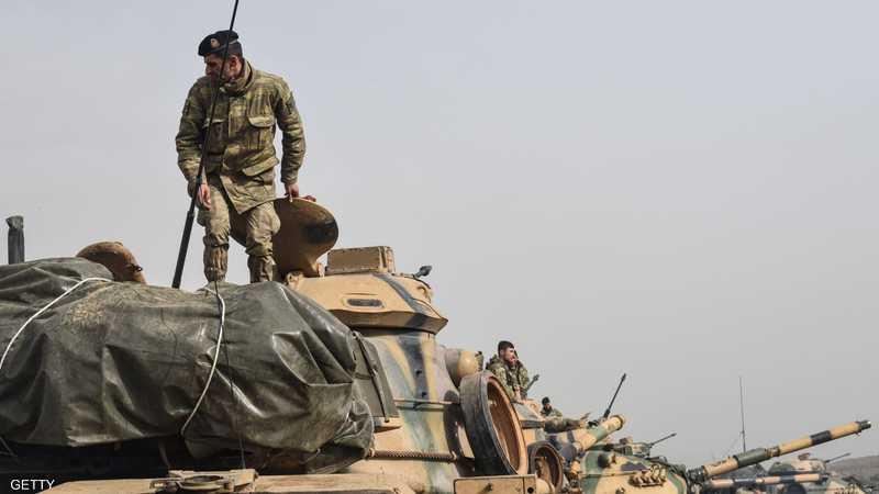 مسؤول: العملية العسكرية لاجتياح شمال سوريا تبدأ بعد قليل