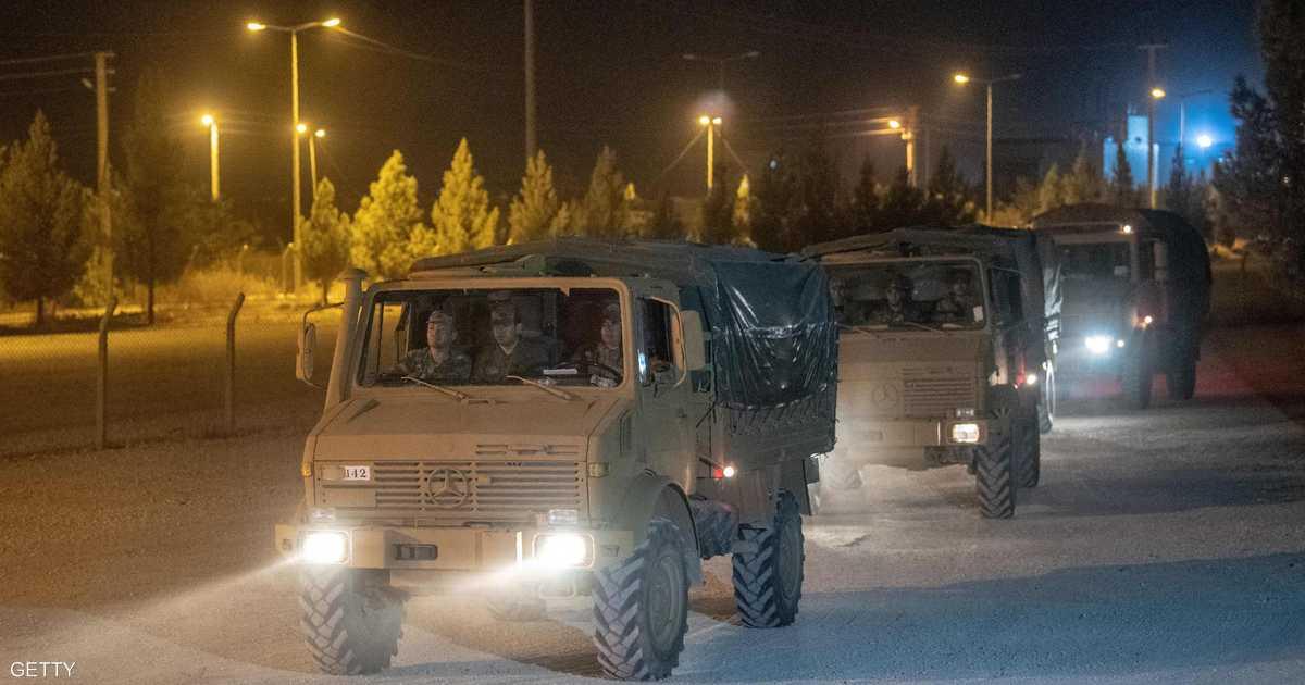 ضربة لليرة التركية بسبب الهجوم المرتقب شمالي سوريا