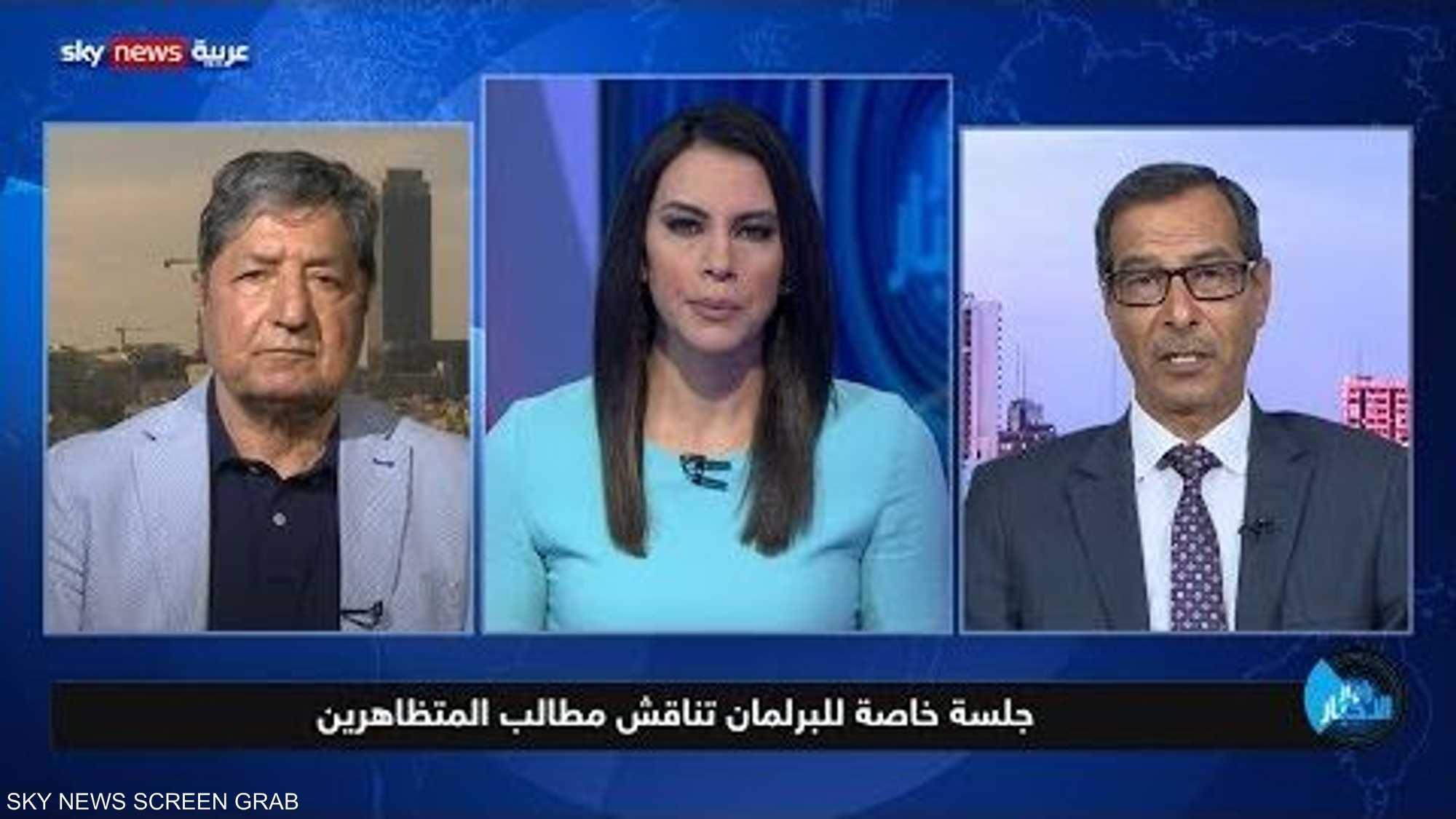 أسبوع على الاحتجاجات الشعبية في العراق