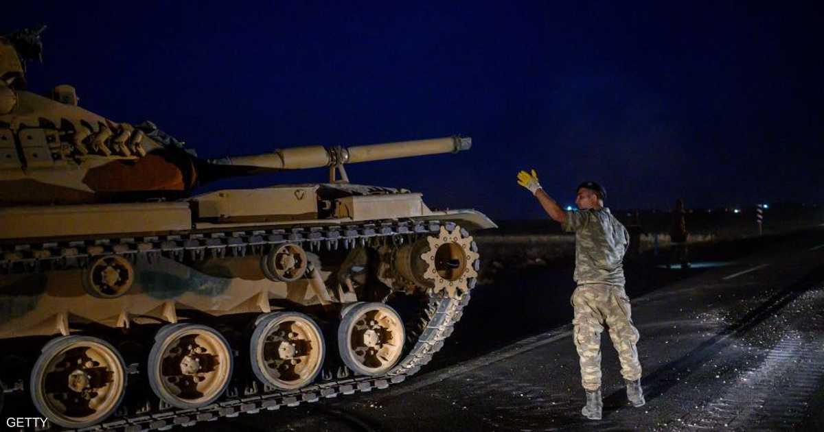 مصر تدين بأشد العبارات  العدوان التركي  على سوريا   أخبار سكاي نيوز عربية