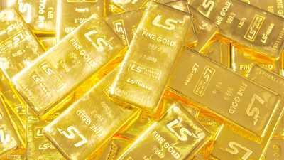 الذهب يرتفع إلى ذروته في أسبوع