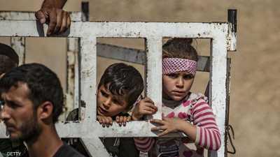 """مفوضية اللاجئين تحذر من """"موجات نزوح"""" شمالي سوريا"""