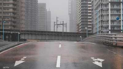 طوكيو تستعد لأسوأ إعصار منذ 60 عاما