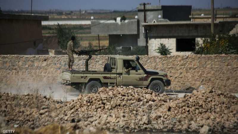 أكراد سوريا يطالبون بإجلاء المدنيين والجرحى من رأس العين 1-1290154.jpg
