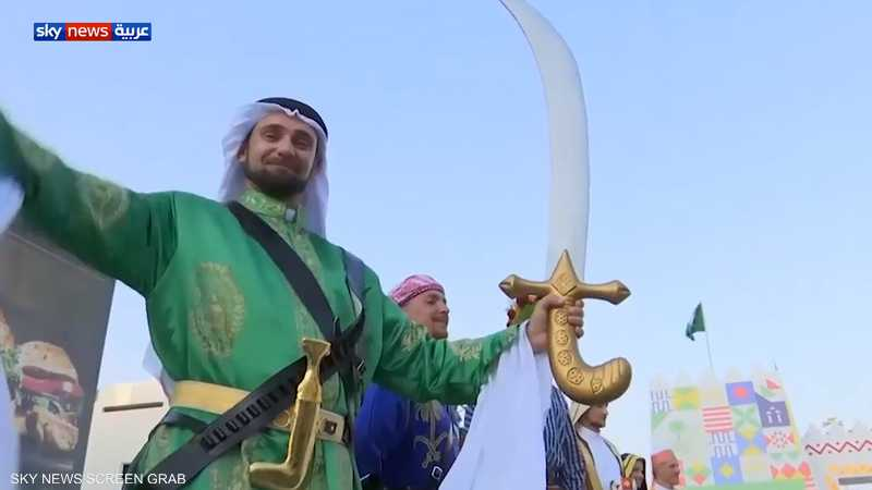 السعودية.. وجهة سياحية للروس
